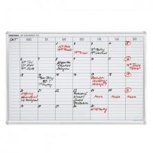 Jet Wochen & Monatskalender 60x90cm beschriftbarer Tafeloberfläche