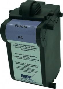 BBV-Domke Frama F4 Farbkartusche frontal