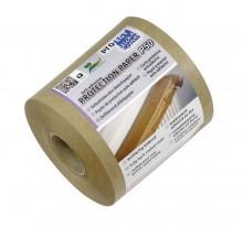 proTECT Kraftpapier, 50g, 75mm x 50m, braun, mit Einlager