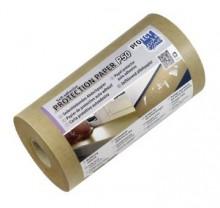 proTECT Kraftpapier, 50g, 150mm x 50m, braun, mit Einlager