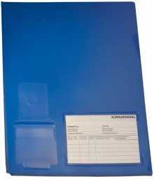 Diktathülle 744 DIN A4 für 1 Steno oder Micro Cassette