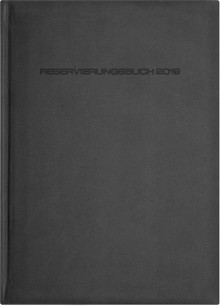 Reservierungsbuch 1T/1S # 53200 2020 448 Seiten, 6 Spalten