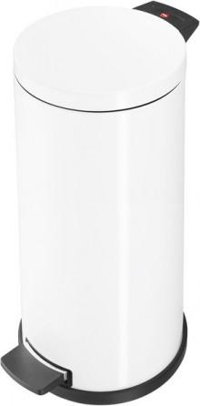 Hailo Tret-Kosmetikeimer ProfiLine Solid 4 Liter, weiß