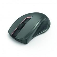 Laser Funkmaus, 7-Tasten, MW900, schwarz, Autodpi, USB-Empfänger