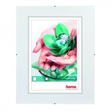 Rahmenloser Bilderhalter ClipFix, A3, Glasart: Reflex