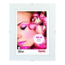 Rahmenloser Bilderhalter ClipFix, A4, Glasart: Antireflex