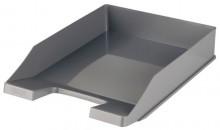 Briefablage KLASSIK dunkelgrau C4 Standard, Außenmaß: B255xT348XH64mm