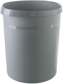 Papierkorb GRIP KARMA öko-dunkelgrau 18 Liter