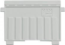 Stützplatten A7 quer Kunststoff gr