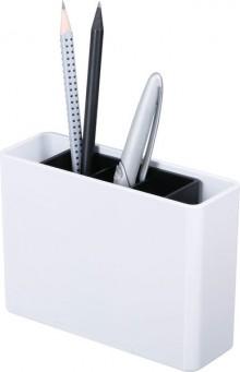 Stifteköcher HAN smart-Line weiß hochglänzend, 135x40x98 mm