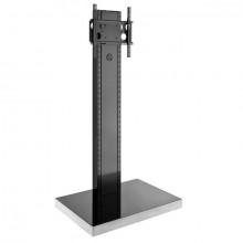 "Info-Tower Single L f. Flachbildschirm Mobiles Standsystem 46-84"" H: 1895mm"
