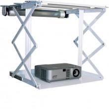 Motorischer Scherenlift Homefix I für Projektoren, Fahrweg 115-800mm