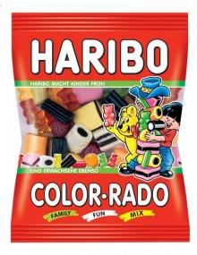 HARIBO COLOR-RADO 200g Süßwarenmischung mit Lakritz