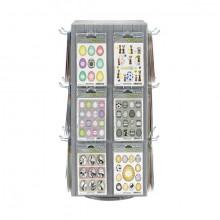 Display Stickerwelten Ostern 240 Packungen