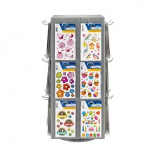 Display Stickerwelten DECOR for All 240 Packungen