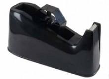 Tischabroller f 66/33m bis 25mm standfeste Ausfertigung schwarz
