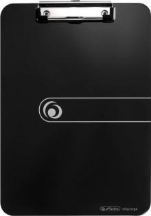 Klemmbrett PS A4 schwarz opak