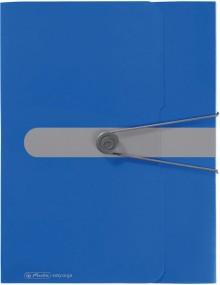 Herlitz Sammelbox in blau