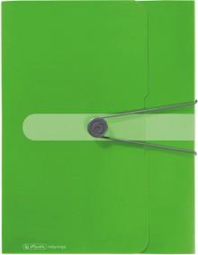 Herlitz Sammelbox in grün