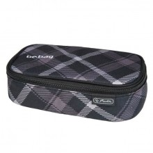 Faulenzer be.bag beatBox, Polyester 23x13,5x6cm, Black Checked