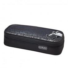 Schüler Etui Soft Case be.bag cube Skater, mit Reißverschluss
