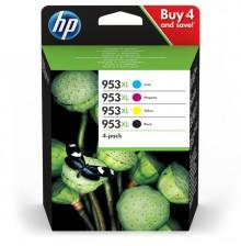 Kombipack. 953XL für Officejet Pro 7720 Wide Format, 7730 Wide Format,