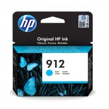 Tintenpatrone 912 cyan für OfficeJet 801x und 802x Serie