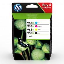 Tintenpatrone 963 XL farbig für OfficeJet 901x und 902x Serie