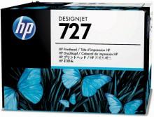 Druckkopf 727 schwarz und farbig für Designjet T1500 ePrinter, T1500 PostScript
