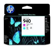 Druckkopf Nr. 940 cyan und magenta für Officejet Pro 8000,8500 Wireless