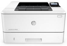 Drucker LaserJet Pro M402n, inkl. UHG, bis zu 38 S./Min.in s/w,