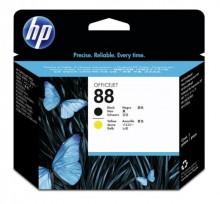 Druckkopf 88 gelb und schwarz für OfficeJet Pro K550, Pro K550dtn,