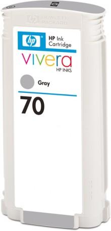 Tintenpatrone 70 grau für Design Jet Z2100, 3100