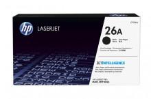 Toner Cartridge 26A schwarz für LaserJet Pro M402n, M402d, M402dn