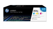 Toner Cartridge 128A farbig für Color LaserJet CP1525, CM1415