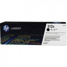 HP Toner Cartridge 312X schwarz für LaserJet Pro