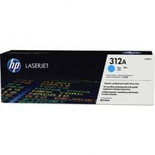 HP Toner Cartridge 312A cyan für LaserJet Pro