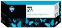 Tintenpatrone 772 cyan für Designjet T1200, T1200 HD