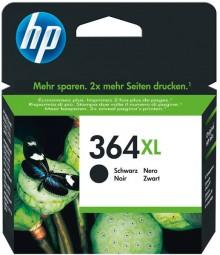 Tintenpatrone 364XL schwarz für Photosmart B8550,C53244,C5380,C63244,