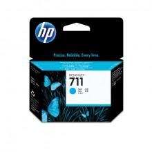 Tintenpatrone 711 cyan für Designjet T120 ePrinter,