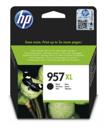 Tintenpatrone HP 957XL schwarz für OfficeJet Pro 77XX, 87XX, 82XX