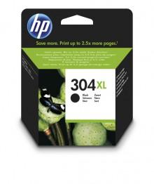 Tintenpatrone HP 304XL schwarz für DeskJet 26XX, 37XX, Envy 50XX