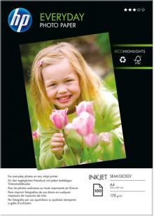 Fotopapier-Standard, DIN A4 glossy, 200g,