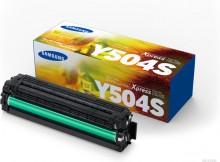 Toner Cartridge SU502A gelb für CLP-415,CLX-4195