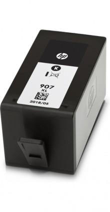 Tintenpatrone 907XL schwarz für OfficeJet Pro 6960, 6970