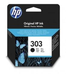 Tintenpatrone HP 303 schwarz für Envy Photo 62XX, 71XX, 78XX