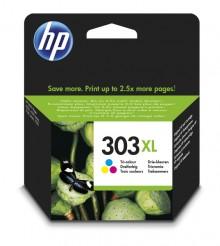 Tintenpatrone HP 303XL dreifarbig für Envy Photo 62XX, 71XX, 78XX
