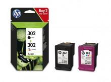 Kombipackung 302 Deskjet 1110, 2130, 3630, Officejet 3830, 4650, ENVY 4520