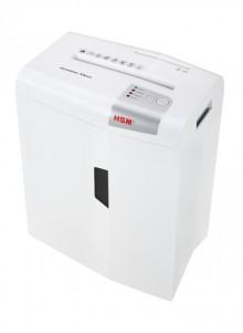 HSM shredstar X6pro Aktenvernichter in weiß