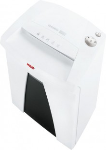HSM B24 Aktenvernichter in weiß